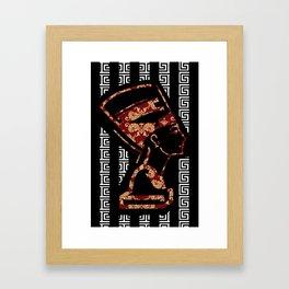 neffy Framed Art Print