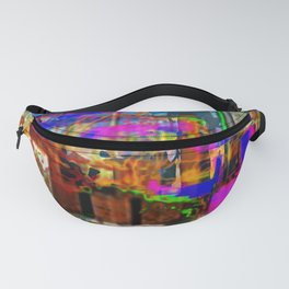 Fall Together, Come Apart Fanny Pack