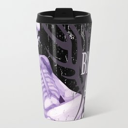 Black Art Travel Mug