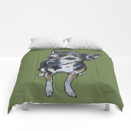 Artie the Chihuahua Comforters