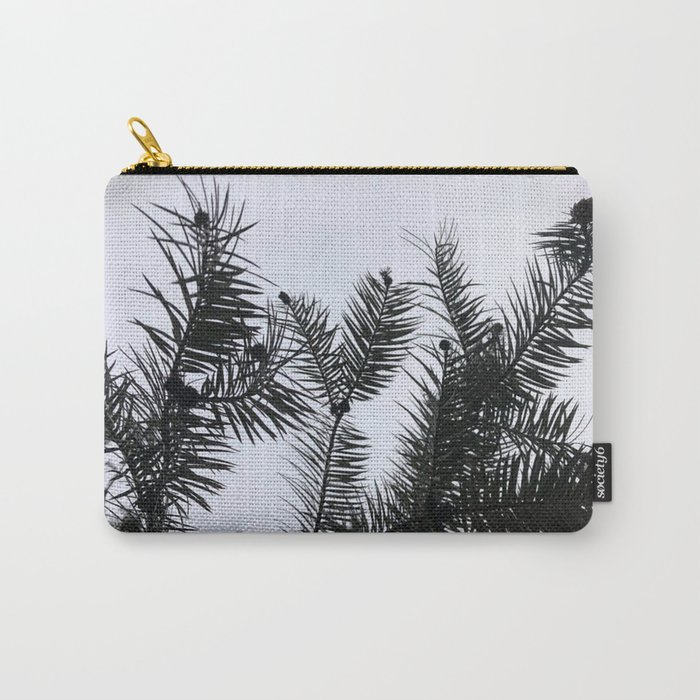 Silver Fir Abies Alba Abstract Carry-All Pouch