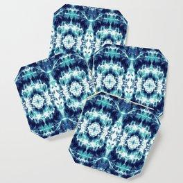 Celestial Nouveau Tie-Dye Coaster