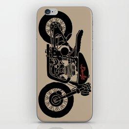 Cafe Racer - HANDSOME DEVIL'S CLUB (1/3) iPhone Skin