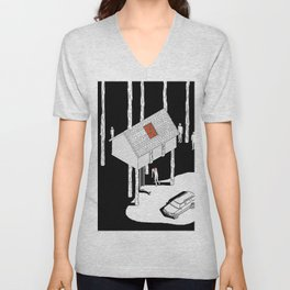 Hereditary by Ari Aster and A24 Studios Unisex V-Neck