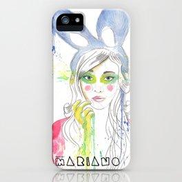Melunny iPhone Case