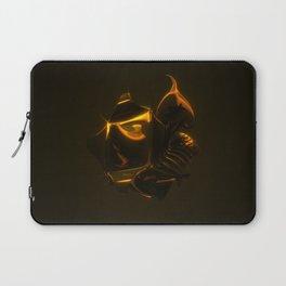 King Dark CatFish - The Heart Laptop Sleeve
