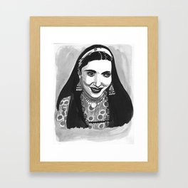 Tahya Carioca Framed Art Print