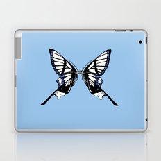 Mirror Butterfly Laptop & iPad Skin