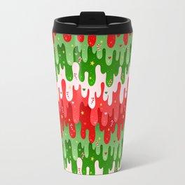 Christmas Slime Travel Mug