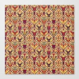 Kilim Fabric Canvas Print