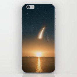 SpaceX Launch iPhone Skin