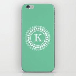 Circle of K iPhone Skin
