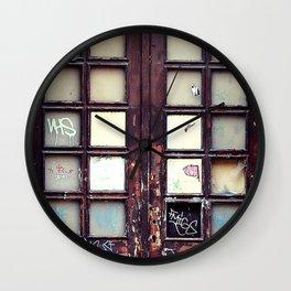 *** Wall Clock