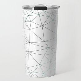 Cracked Ice - Graphic Travel Mug