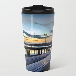 Stockholm Night - Slussen Travel Mug