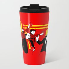The Communist Party (original) Metal Travel Mug