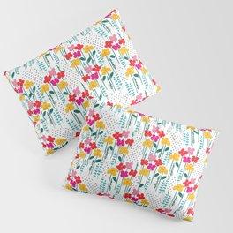 jubilee floral print Pillow Sham