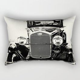 Model A Ford Rectangular Pillow