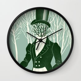 Eugene Onegin Wall Clock