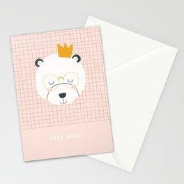 Stay Brave Stationery Cards