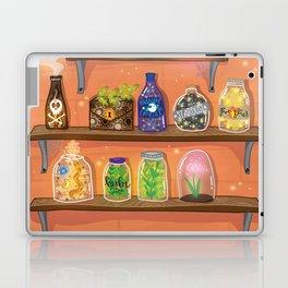 Potion Shelves Laptop & iPad Skin