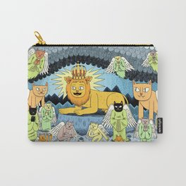 Rebirth of the King Carry-All Pouch