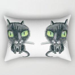 The eYeZ Rectangular Pillow