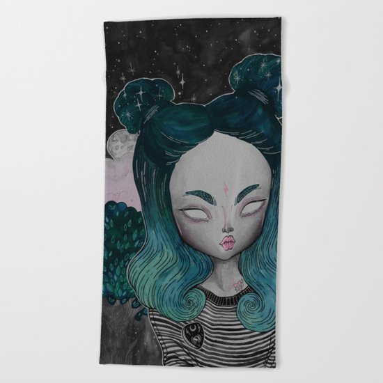 IGGY ★ STARDUST Beach Towel