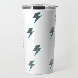 Bolt - Grey Travel Mug