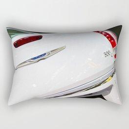 Chrysler 300C Back Light and Logo Rectangular Pillow