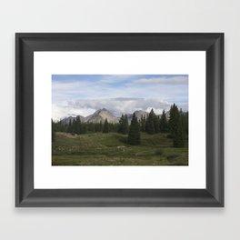 Molas Lake Framed Art Print