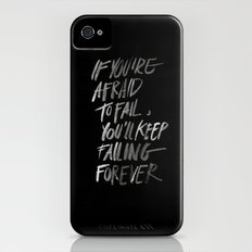 FAILFOREVER iPhone (4, 4s) Slim Case