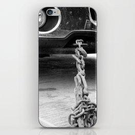 truck chain iPhone Skin