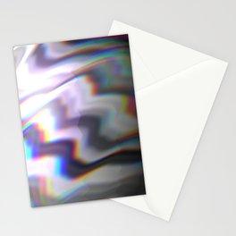 HoloGlitch Stationery Cards