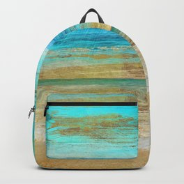 Turquoise Moon Day Backpack