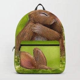 Easter Bonny   Lapin de Pâques Backpack