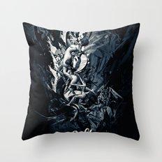 TAKE ME OUT Throw Pillow