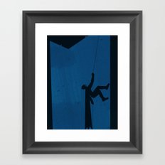 Batmod Framed Art Print