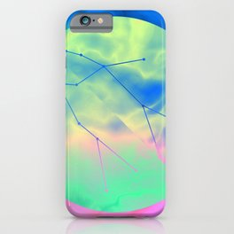 GEMINI (ASTRAL SIGNS) iPhone Case