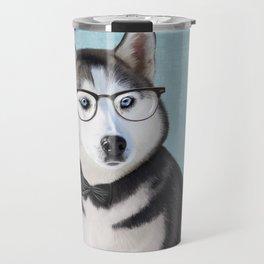 Mr Husky Travel Mug