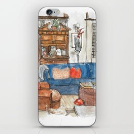 Will and Grace - Will Truman's Apartment iPhone Skin