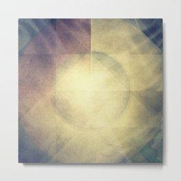deconstruct .1 Metal Print