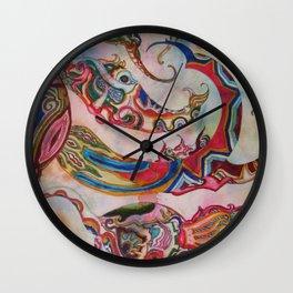 DRRP Wall Clock