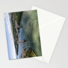 Menai bridge 2 Stationery Cards