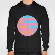 Neon Stripes /// www.pencilmeinstationery.com Hoody