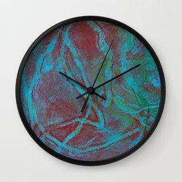 Abstract No. 206 Wall Clock