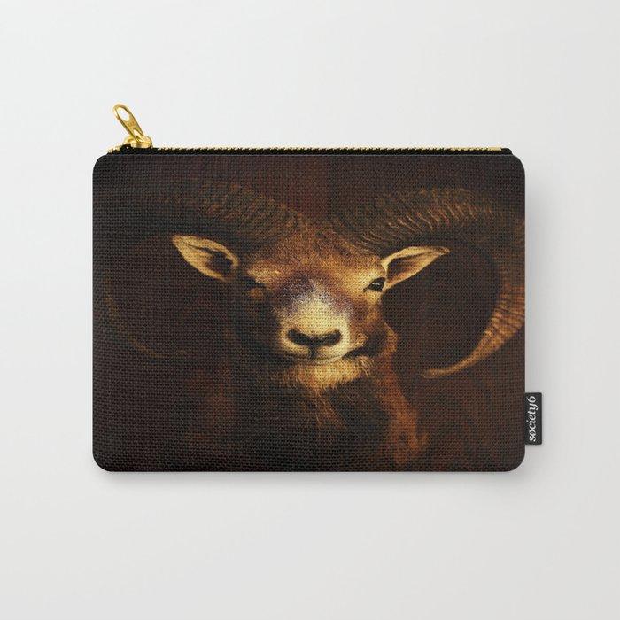Mouflon Carry-All Pouch