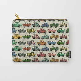 Cars and Trucks Carry-All Pouch