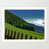 germany Art Prints featuring Germany by Kimberly Vogel Travel Photographer