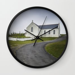 St. Marys Church - Lagg Wall Clock